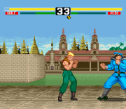 Play Street Fighter EX plus Alpha (SNES) Online