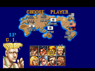 Play Street Fighter II Super Jump Edition (SNES) Online