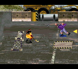 Play Street Hockey '95 (SNES) Online