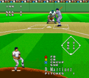 Play Super Bases Loaded 3 – License to Steal (SNES) Online