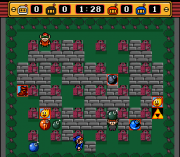 Play Super Bomberman 2 – Go For Pro Editon (SNES) Online