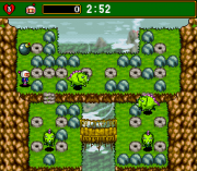 Play Super Bomberman 4 (english translation) (SNES) Online