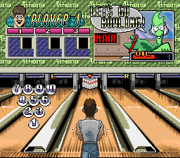 Play Super Bowling (SNES) Online