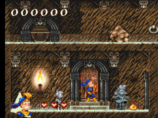Play Super Dany (SNES) Online