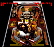 Play Super Pinball – Behind the Mask (SNES) Online