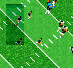 Play Super Play Action Football (SNES) Online