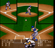 Play Super RBI Baseball (SNES) Online