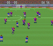 Play Super Soccer (SNES) Online