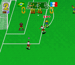 Play Super Soccer Champ (SNES) Online