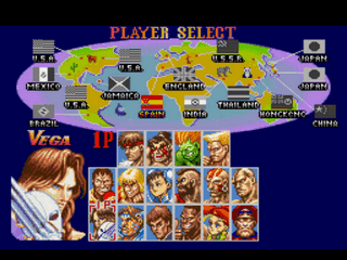 Play Super Street Fighter II – Fight Again (SNES) Online