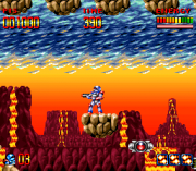 Play Super Turrican (SNES) Online
