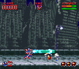Play Super Turrican 2 (SNES) Online