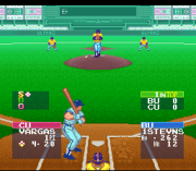 Play Super Ultra Baseball 2 (english translation) (SNES) Online
