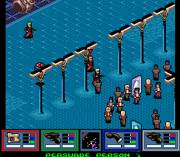 Play Syndicate (SNES) Online
