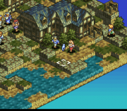 Play Tactics Ogre – Let Us Cling Together (SNES) Online