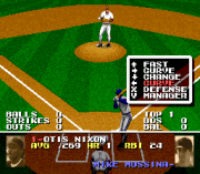 Play Tecmo Super Baseball (SNES) Online
