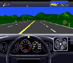 Play Test Drive II – The Duel (SNES) Online