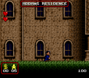 Play The Addams Family (SNES) Online