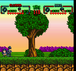 Play The Blues Brothers (SNES) Online