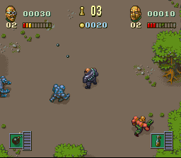 Play The Chaos Engine (SNES) Online