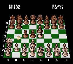 Play The Chessmaster (SNES) Online