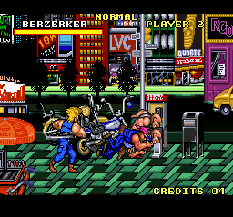 Play The Combatribes (SNES) Online