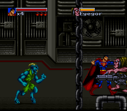 Play The Death and Return of Superman (SNES) Online