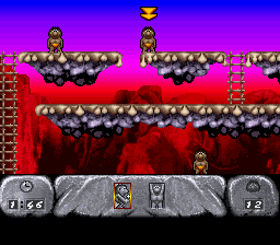 Play The Humans (SNES) Online