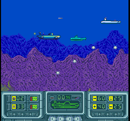 Play The Hunt for Red October (SNES) Online