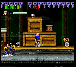 Play The Hurricanes (SNES) Online