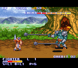 Play The King of Dragons (SNES) Online