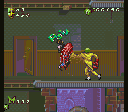 Play The Mask (SNES) Online
