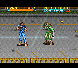 Play The Peace Keepers (SNES) Online