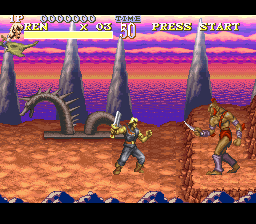 Play The Pirates of Dark Water (SNES) Online