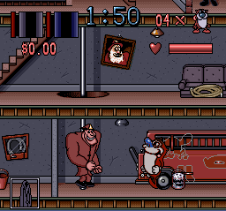Play The Ren & Stimpy Show – Fire Dogs (SNES) Online
