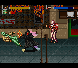 Play The Shadow (SNES) Online