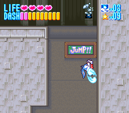 Play Tiny Toon Adventures – Buster Busts Loose! (SNES) Online