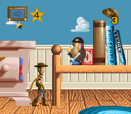 Play Toy Story (SNES) Online