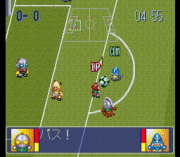 Play Ultra League – Moero! Soccer Daikessen!! (SNES) Online