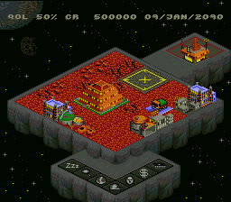 Play Utopia – The Creation of a Nation (SNES) Online