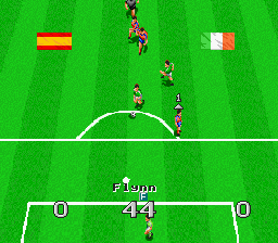 Play Virtual Soccer (SNES) Online