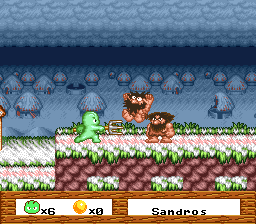 Play Whirlo (SNES) Online