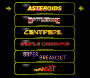 Play Williams Arcade's Greatest Hits (SNES) Online