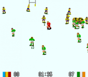 Play World Class Rugby (SNES) Online