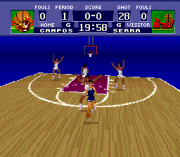 Play World League Basketball (SNES) Online
