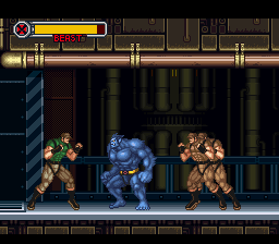 Play X-Men – Mutant Apocalypse (SNES) Online
