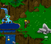 Play Young Merlin (SNES) Online
